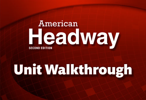 oup-american-headway-unit-walkthrough-poster